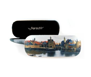 Spectacle Case, View of Delft, Vermeer