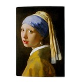 Exercise book W, A5, Vermeer, Girl with the Pearl Earring