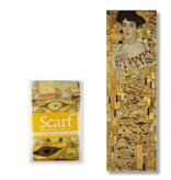 Scarf , Klimt, Portrait Adele Bloch-Bauer
