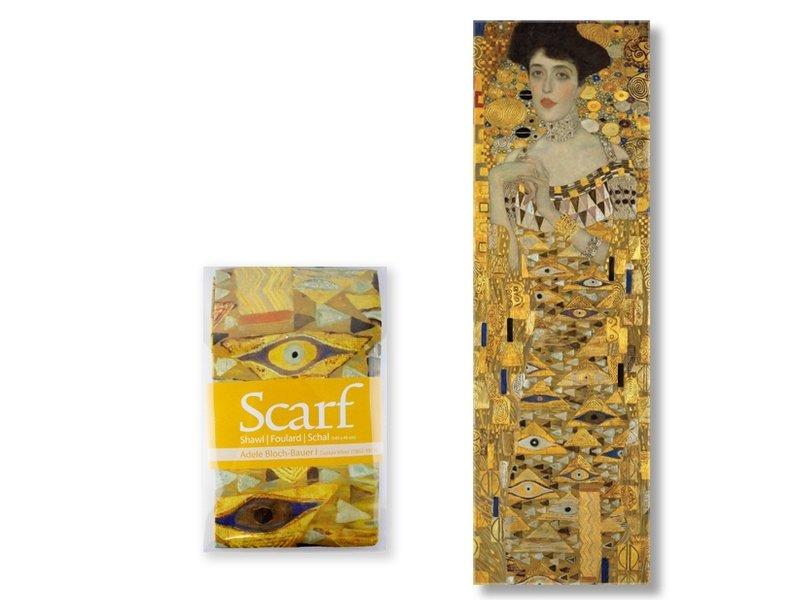 Sjaal, Klimt, Portret Adele Bloch-Bauer