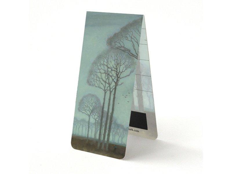 Magnetic Bookmark, Baumreihe, Jan Mankes