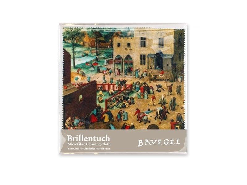 Brillendoekje, 15 x 15 cm , Kinderspelen , Bruegel