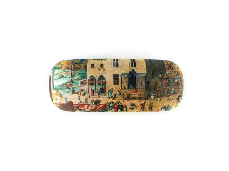 Brillenetui, Kinderspiele, Bruegel