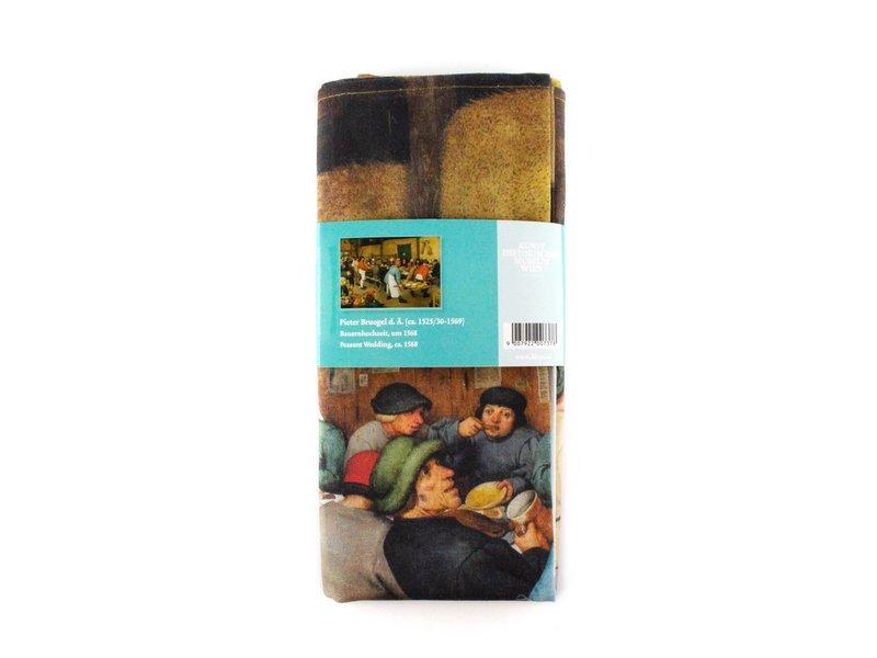 Tea Towel, Breughel , Boerenbruiloft