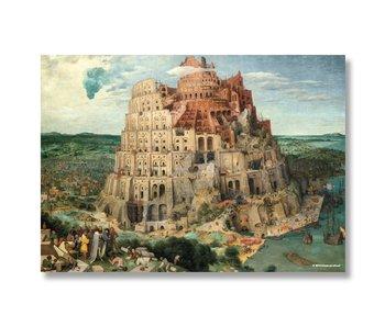 Affiche, 50x70, Bruegel, Tour de Babel
