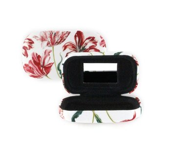 Lipstick / lens / travel box, Tulips, Merian