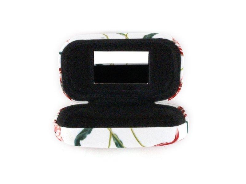 Lipstick-lens-reis doosje, Tulpen, Merian