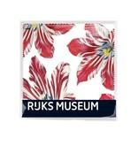 Brillendoekje, 15x15, Marrel, Tulips, Rijksmuseum