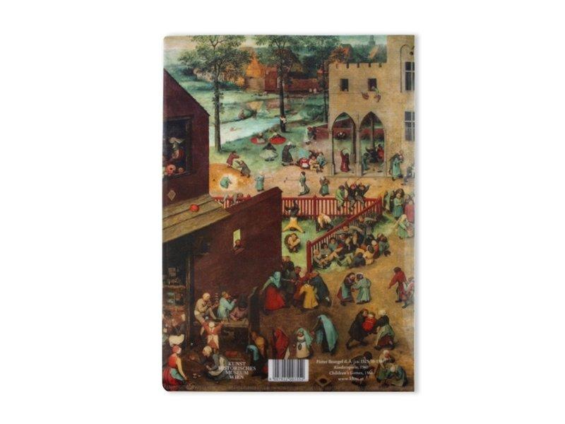 File Sheet W, Bruegel, Childsplaying
