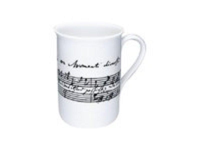 Becher, Kantate Bach