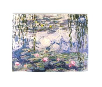 Poster A3, Monet, Waterlelies