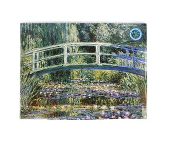 Poster Mini A3, Monet, Bridge / Pont