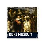 Chiffon à lunettes, 15x15, Rembrandt, La Veille de nuit