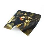 Linsentuch, 15x15, Rembrandt, Die Nachtwache