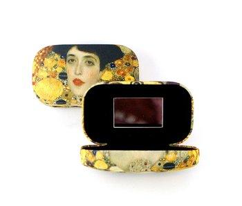 Rouge à lèvres / lentille / boîte de voyage, Adèle Bloch-Bauer