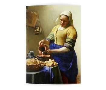Exercise boo, A5, Vermeer, The Milkmaid