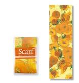 Schal, Sonnenblumen Van Gogh