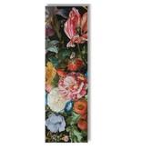 Schal, De Heem, Vase mit Blumen