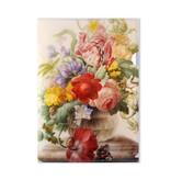 Archiefmap, Henstenburgh, Vaas met bloemen