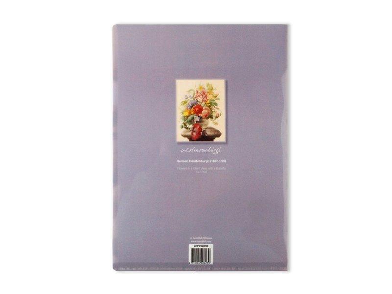 L-Ordner A4-Format, Henstenburgh, Blumen