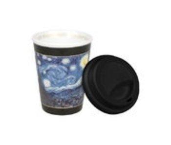 Tassen, Kaffee zum Mitnehmen, Van Gogh, Sternennacht