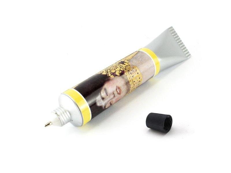 Verf tube Pen, Klimt, Judith