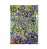 L-Ordner A4-Format, Van Gogh Iris