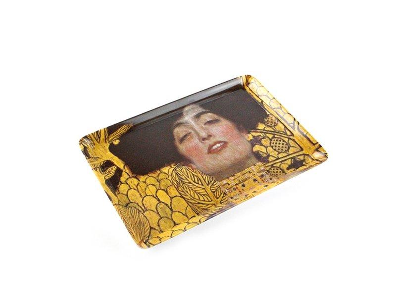 Mini plateau, 21 x 14 cm, Klimt, Judith