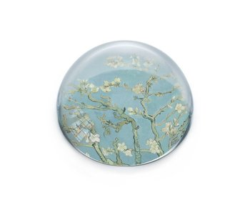 Glass Dome, Van Gogh Almond blossom
