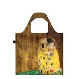 Comprador plegable, Klimt, el beso