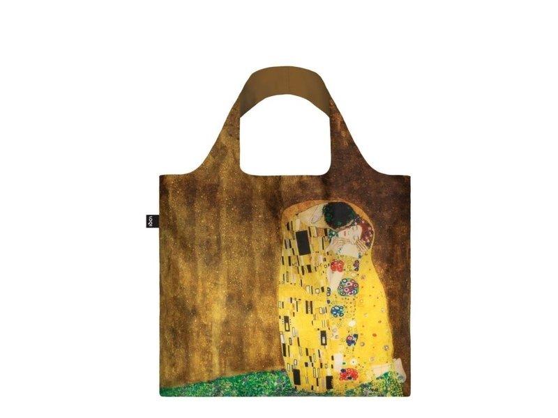 Shopper pliable, Klimt, le baiser