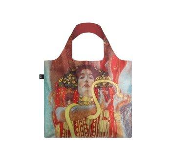 Compradora plegable, Klimt Hygieia