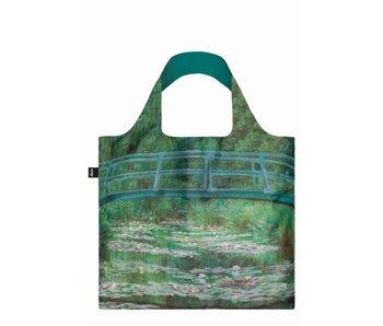 Compradora plegable, Monet, la pasarela japonesa