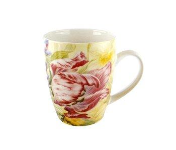 Mug, Blumen Henstenburgh RIJKSMUSEUM
