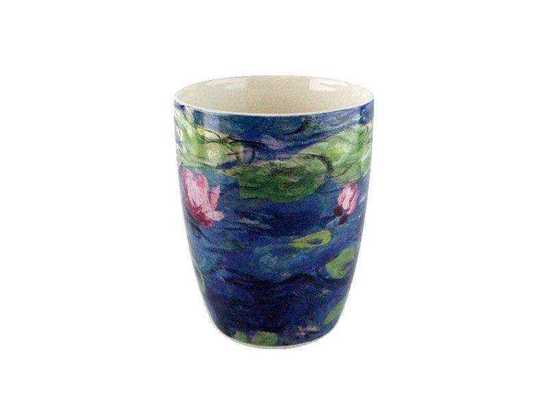 Taza, Monet, Lirios De Agua