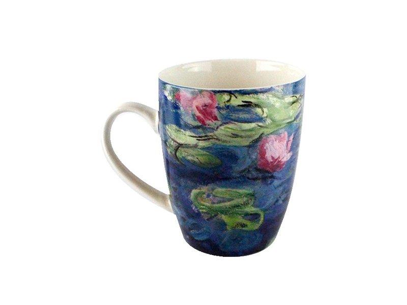 Mug, Monet, Nymphéas