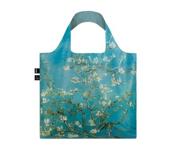 Shopper foldable , Van Gogh, Almond blossom