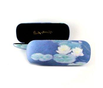 Brillenkoker, Waterlelies bij avondlicht, Monet