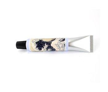 Verfbuis Pen, Hokusai, De grote golf