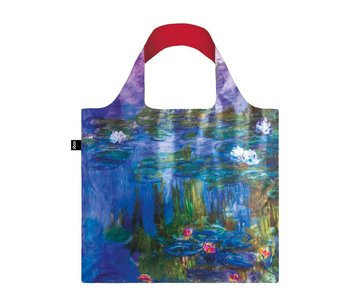 Opvouwbare shopper, Monet, Waterlelies