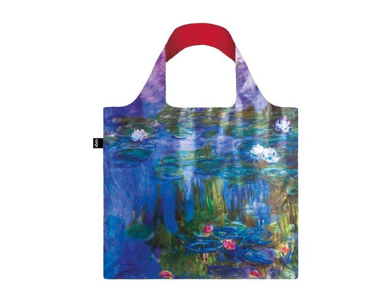 Opvouwbare shopper, Monet, Waterlelies
