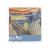 Paño de gafas, Munch, El grito, 15x15