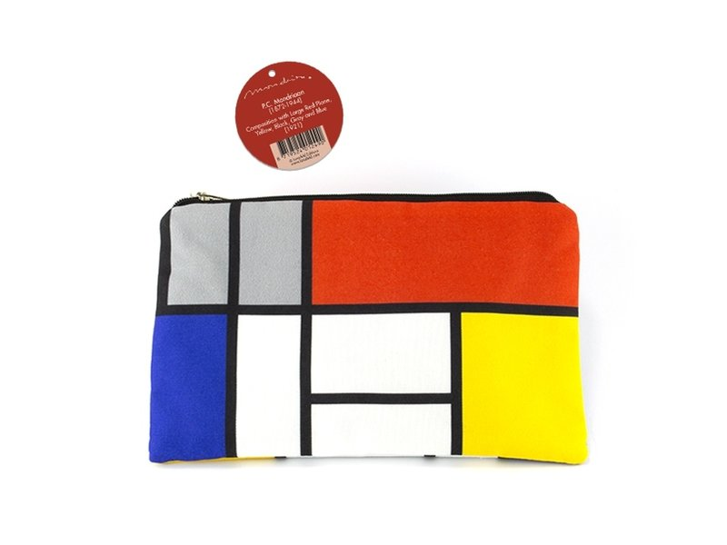 Federmäppchen / Schminktasche, Piet Mondrian
