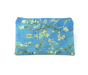 Pouch,  Almond Blossom, Van Gogh