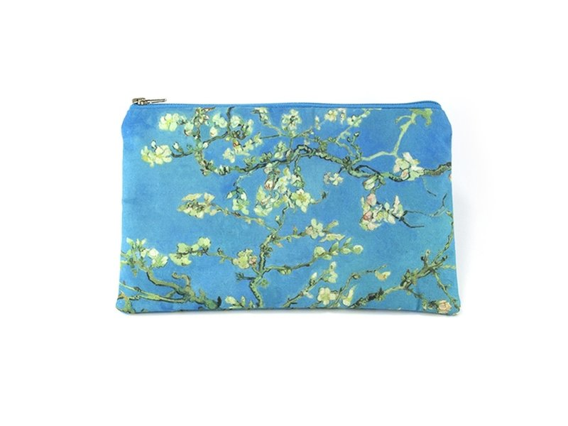 Pouch,  Almond Blossom, Van Gogh