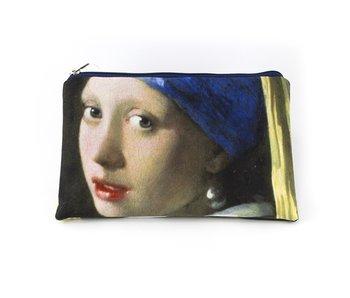 Trousse, Vermeer, Jeune fille à la perle