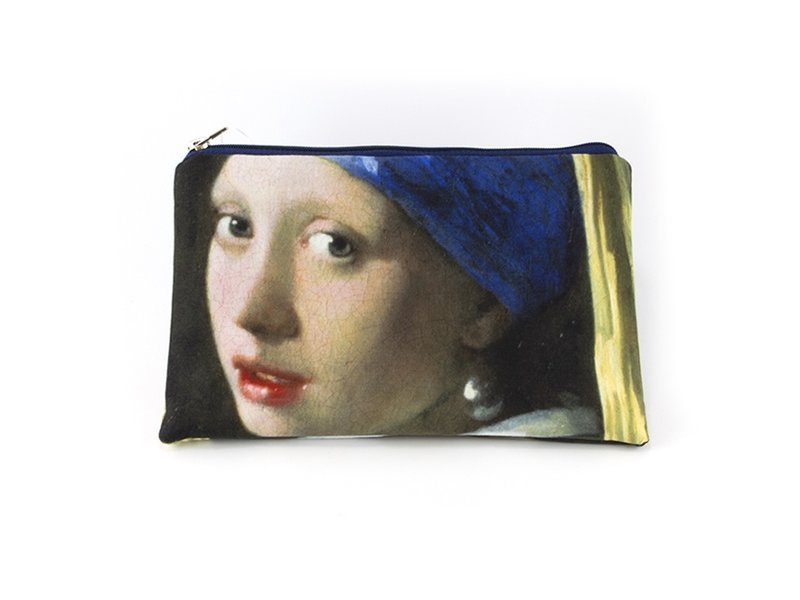 Pouch, Vermeer, Girl with the Pearl Earring