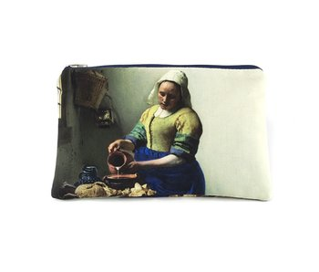 Pouch, Vermeer, The Milkmaid