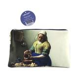 Federmäppchen / Schminktasche,  Das Milchmädchen, Johannes Vermeer