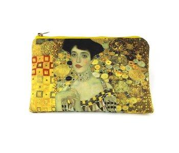 Etui, Gustav Klimt, Portret van Adèle Bloch-Bauer